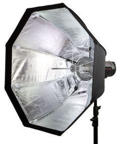 金贝 快速安装型柔光箱 Softbox 型号:K-150 八角伞形柔光箱