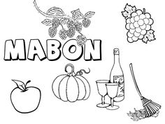 Mabon Collection | Little Pagan Acorns