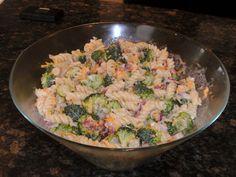 Crafty Girls Workshop...: Secret Family Recipe - Broccoli Salad