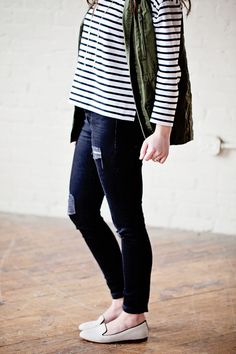 jillgg's good life (for less) | a west michigan style blog: my everyday style: spring in-VEST-ments!