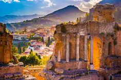 #Sicily is a wonderful holiday destination. Through the largest island in the Mediterranean Sea, holidaymakers are treated to provide a range of things with #Sicily_Travel_Guide.