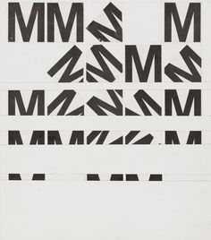Museum of Design Zurich Unveils the Wolfgang Weingart Archive Typography Letters, Typography Logo, Graphic Design Typography, Graphic Art, Typo Poster, Typographic Poster, Graphic Design Trends, Graphic Design Inspiration, Design Museum