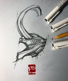 Psdelux is a pencil sketch artist based in Tatabánya, Hungary. He usually draws animal sketches. Psdelux also makes digital drawings. Pencil Art Drawings, Cool Art Drawings, Art Drawings Sketches, Sketch Drawing, Pencil Sketching, Realistic Drawings, Skull Sketch, Cool Sketches, Drawing Faces