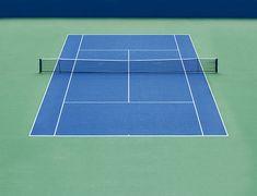 Sunken Tennis Court | Backyard Sport Court | Pinterest | Tennis
