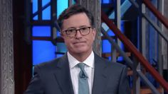 Colbert Issues an Apology to Eric Trump: 'We Thought You Were the Dumb One'