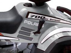 Quadriciclo Elétrico Polaris Sportsman 700 Twin - Peg-Pérego