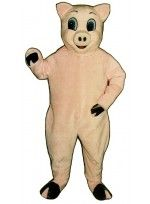 Mascot costume #2401-Z Jolly Pig