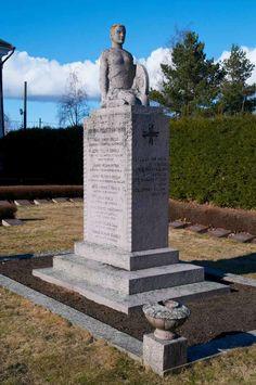 Vähäkyrö: 1918 vapaussodan sankarien muistomerkki Buddha, Statue, Art, Art Background, Kunst, Performing Arts, Sculptures, Sculpture