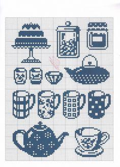 Brilliant Cross Stitch Embroidery Tips Ideas. Mesmerizing Cross Stitch Embroidery Tips Ideas. Cross Stitch Cards, Cross Stitching, Cross Stitch Embroidery, Cross Stitch Patterns, Beading Patterns, Embroidery Patterns, Cross Stitch Kitchen, Tapestry Crochet, Knitting Charts
