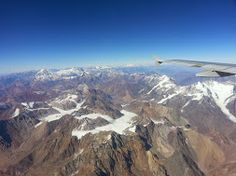 Andes Mountains, Chile