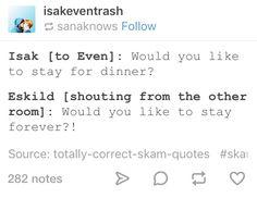 Skam Eskild
