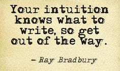 Don't outline much for your first draft. It's best to just let the words flow and then refine them later.