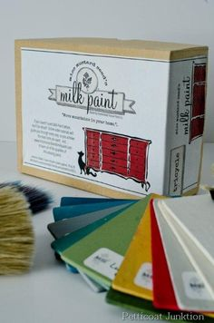 MMS painting tips from Petticoat Junction