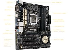 Motherboards | Z97M-PLUS | ASUS USA