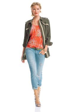 Lovely Day-Anorak jacket. The MUST HAVE this season from CAbi!www.meghanrussell.cabionline.com
