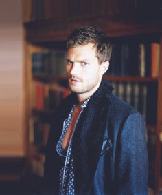 Jamie Dornan and that look!!