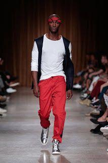 Piotr Drzal Spring/Summer 2016 - Moda Lisboa - Male Fashion Trends