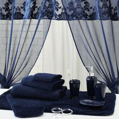 bath essentials at kohls shop our full line of bathroom accessories including this sheer velvet bath accessory set at kohls - Bathroom Accessories Kohl S