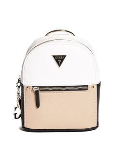 f87cdce9c460 online shopping for GUESS Factory Women s Lilya Logo Convertible Mini  Backpack from top store. See new offer for GUESS Factory Women s Lilya Logo  ...