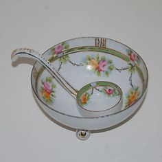 Antique Nippon Porcelain Marks | Pottery & Glass > Pottery & China > China & Dinnerware > Nippon
