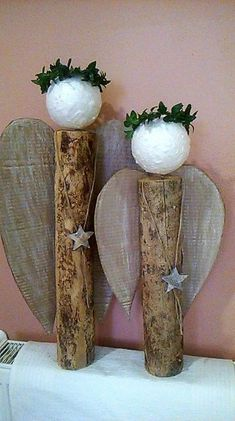 Christmas 2019, Christmas Crafts, Merry Christmas, Christmas Decorations, Garden Angels, Pallet Patio, Craft Show Ideas, Wood Toys, Xmas Tree