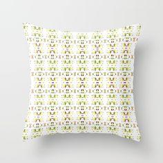 Pattern, pillows