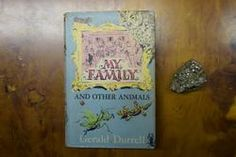 My Family and Other Animals by Gerald Durrell, 1956 1st Edition     WWW.BLUEBELLABBEY.CO.UK    #BOOKS #VINTAGEBOOKS #BOOKSALE