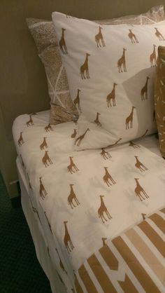 Giraffe Bed Spread At Macy's!!