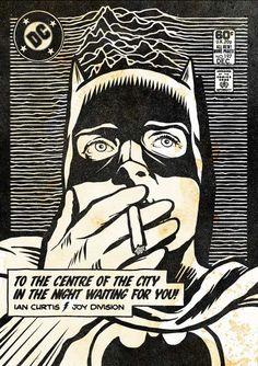 Marvel meets Morrissey: the new-wave superheroes   Comics   Creative Bloq