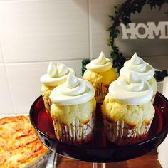 Herkuttelijat -ruokablogi: Helpot ja mehevät appelsiinimuffinssit Ravioli, Cupcakes, Baking, Kitchen, Desserts, Food, Tailgate Desserts, Cupcake Cakes, Cooking