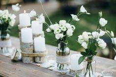 Tischdeko Modern ideen und tischdekoration für eine entspannte landhochzeit wedding