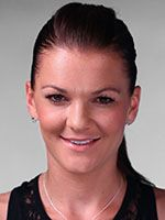 "Agnieszka Radwanska Residence: Krakow, Poland Date of Birth: 06 Mar 1989 Birthplace: Krakow, Poland Height: 5' 8"" (1.73 m) Weight: 123 lbs. (56 kg) Plays: Right-handed (two-handed backhand) Status: Pro (April 23, 2005) Official Site"