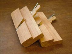 Making moulding planes - Phillsville