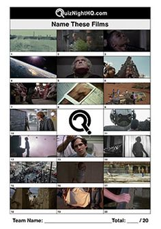 A truly engaging trivia picture round for movie-lovers alike! A mix of challenging, classic and iconic film screenshots ready to be identified. Picses Facts, Quizzes And Answers, Blake Lively Style, Team Names, Famous Faces, Trivia, Tv Shows, Challenges, Polaroid Film