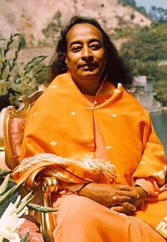 """Paramahansa Yogananda, author of the spiritual classic """"Autobiography of a Yogi,"""" was one of the most dynamic and prolific of the Eastern teachers who introduced time-tested yogic techniques for the attainment of Enlightenment and God-realization."""