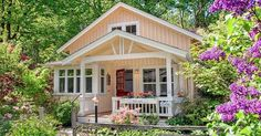 The Cottage Company is known for building pocket neighborhood communities of compact homes.