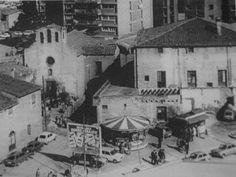 Vilapiscina (Nou Barris)…y la iglesia de Santa Eulalia | Tot Barcelona