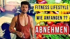 Fitness Lifestyle beginnen   Wie baue ich einen guten Körper auf ?
