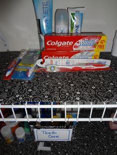 Organize your Linen Closet craftynightowls.blogspot.com, #closet, #organize