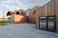 Children's Home, Kerteminde, Dänemark   Schulgebäude