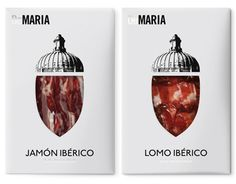 "Echa un vistazo a este proyecto @Behance:""DE MARÍA"" https://www.behance.net/gallery/5996711/DE-MARIA"