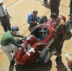 Mike Hawthorn - Mónaco 1958 GP