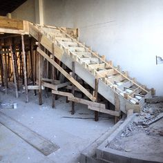 escada obra projeto on Instagram