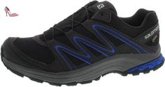 Salomon Kiliwa GTX Größe 8.5, Farbe schwarz - Chaussures salomon (*Partner-Link)