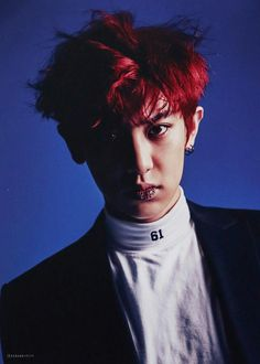 [SCAN] EX'ACT Monster #Chanyeol #찬열 #EXO #엑소