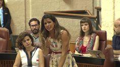 Teresa Rodríguez pregunta a Susana Diaz por la memoria histórica