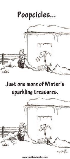 I wonder how many muck rakes I'll break this year?