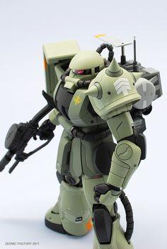 MS-06 ZAKU-Ⅱ