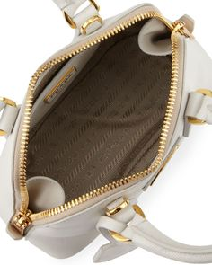 df03f4af24 Mini Saffiano Promenade Bag