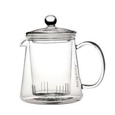 Tea for Two Glass Teapot